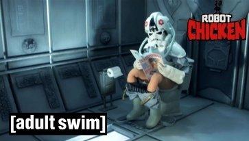 Robot Chicken-Star Wars Spec.