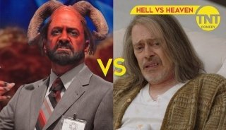 Hell vs Heaven