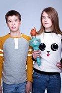 Delilah und Jared Parker