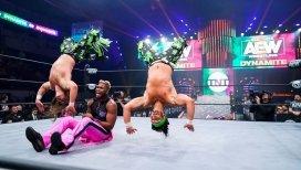 All Elite Wrestling: Dynamite 7
