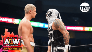AEW: BROTHERHOOD VS LUCHA BROS