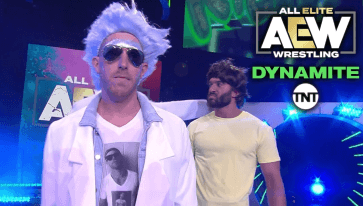 AEW: DYNAMITE MEETS RICK&MORTY