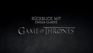 Game of Thrones - Emilia Clarke