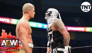 The Brotherhood vs. Lucha Bros.